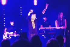 Carly Rae Jepsen @ Irving Plaza, NYC 11/11/15