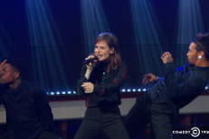 Watch Christine And The Queens Perform Three Songs On The Daily Show