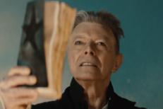 """Watch David Bowie's """"Blackstar"""" Short Film Trailer"""