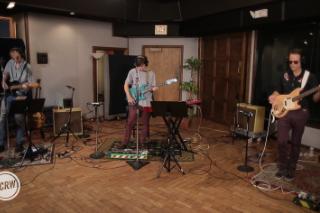 Watch Deerhunter Play <em>Fading Frontier</em> Tracks In KCRW Session