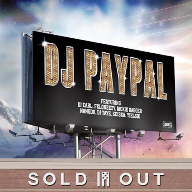 "DJ Paypal - ""Slim Track"""