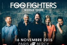 Foo Fighters Cancel Tour In Wake Of Paris Massacre