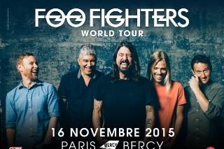 Foo Fighters Cancel Tour In Wake Of Paris Massacre