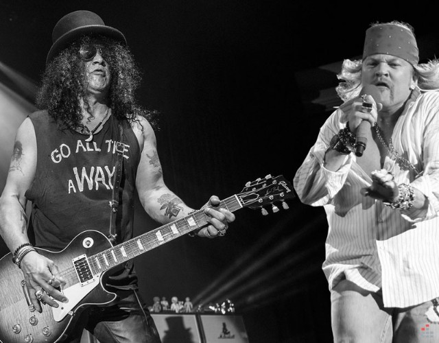 Here's Why I'd Hate A Guns N' Roses Reunion - Stereogum