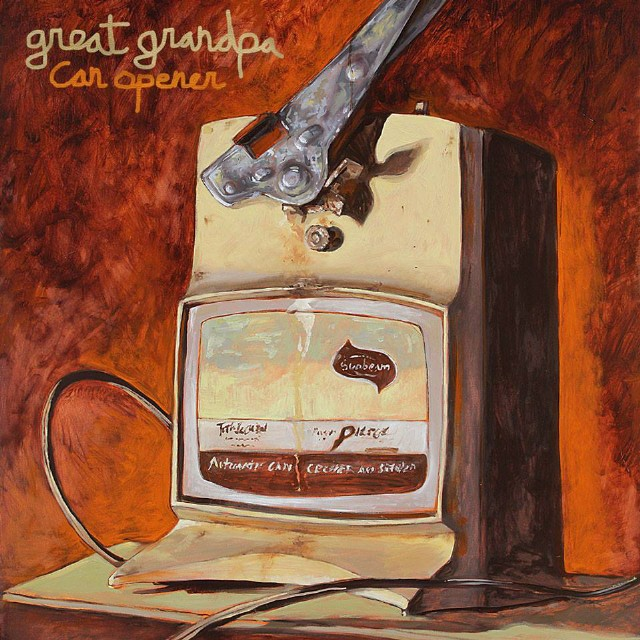 """Great Grandpa - """"Mostly Here"""" Video (Stereogum Premiere)"""