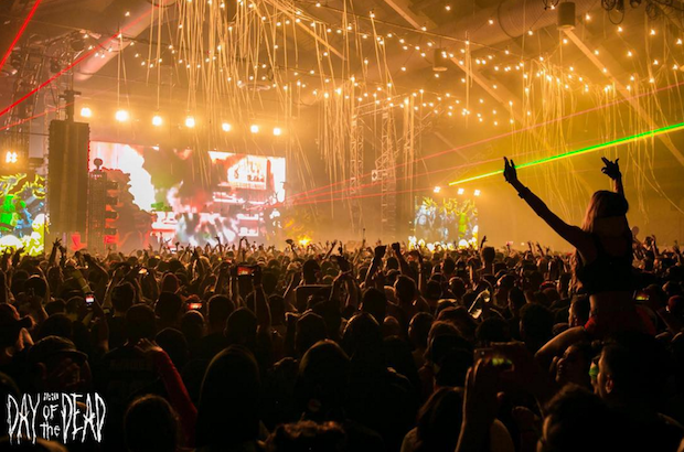 Nearly 500 People Arrested At California Electronic Music Festivals This Weekend