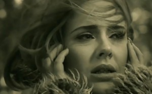 "Adele's ""Hello"" Becomes The First Song To Sell 1M Digital Downloads In A Week"