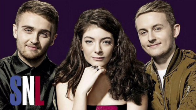 Watch Disclosure With Lorde & Sam Smith On SNL
