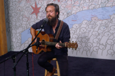 Watch Iron & Wine Cover Gwar