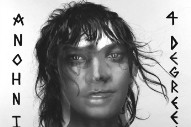 "ANOHNI – ""4 DEGREES"" (Prod. Hudson Mohawke & Oneohtrix Point Never)"