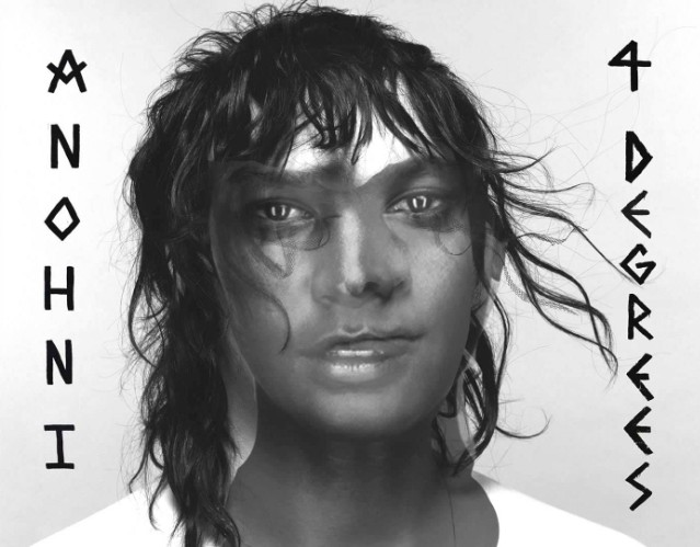 "ANOHNI - ""4 DEGREES"" (Prod. Hudson Mohawke & Oneohtrix Point Never)"
