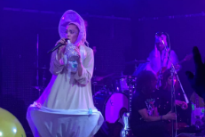 Miley Cyrus Wore A Diaper And A Dildo At Last Night's Dead Petz Tour Opener