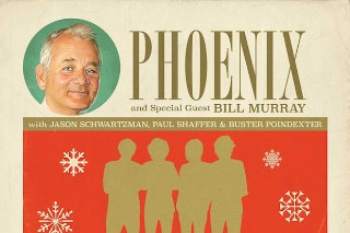 Phoenix And Bill Murray Team Up For Holiday 7″