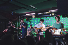 "Watch Ra Ra Riot Cover Carly Rae Jepsen's ""Run Away With Me"""