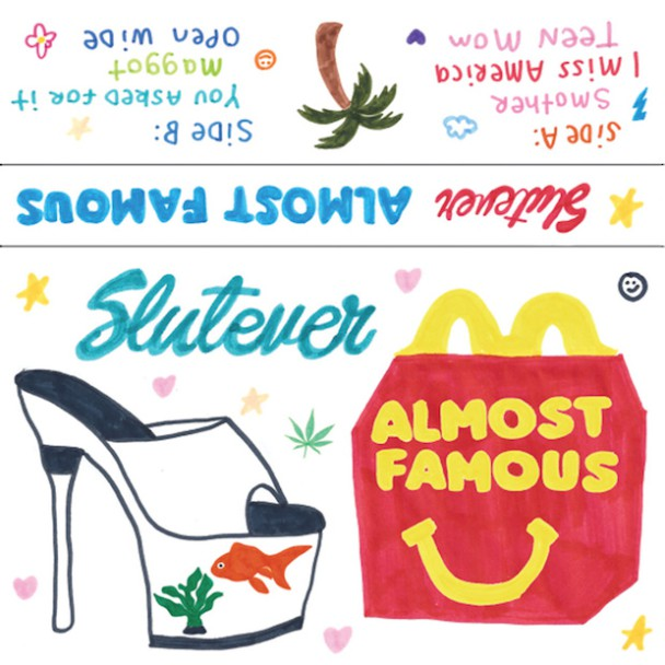 Slutever - Almost Famous