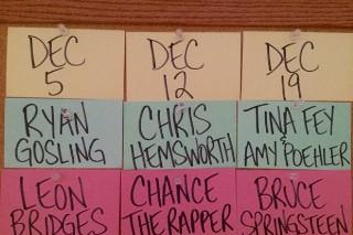 <em>SNL</em>&#8217;s December Musical Guests: Leon Bridges, Chance The Rapper, &#038; Bruce Springsteen