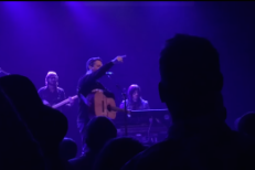 Watch Sturgill Simpson Cover Led Zeppelin, Break Up A Fight