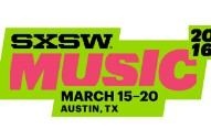 SXSW 2016 Announces Another 215 Artists