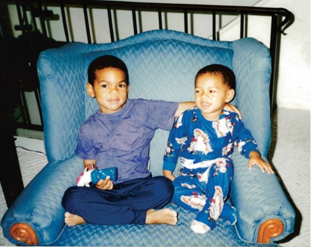 """Taylor Bennett - """"Broad Shoulders"""" (Feat. Chance The Rapper)"""