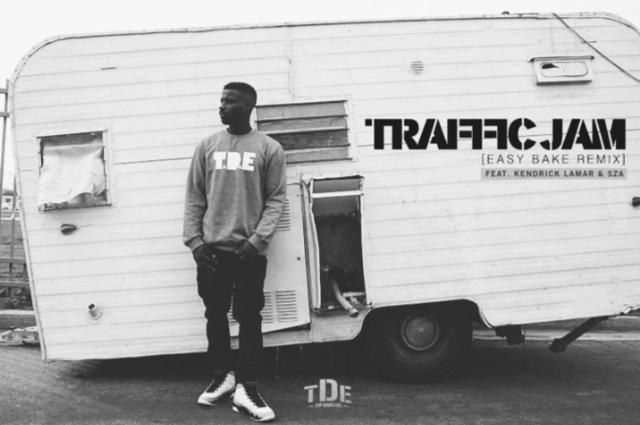 """Jay Rock - """"Traffic Jam (Easy Bake Remix)"""" (Feat. Kendrick Lamar & SZA)"""
