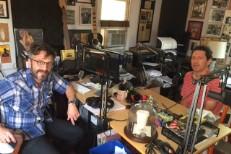 Yo La Tengo's Ira Kaplan Visits <em>WTF With Marc Maron</em>
