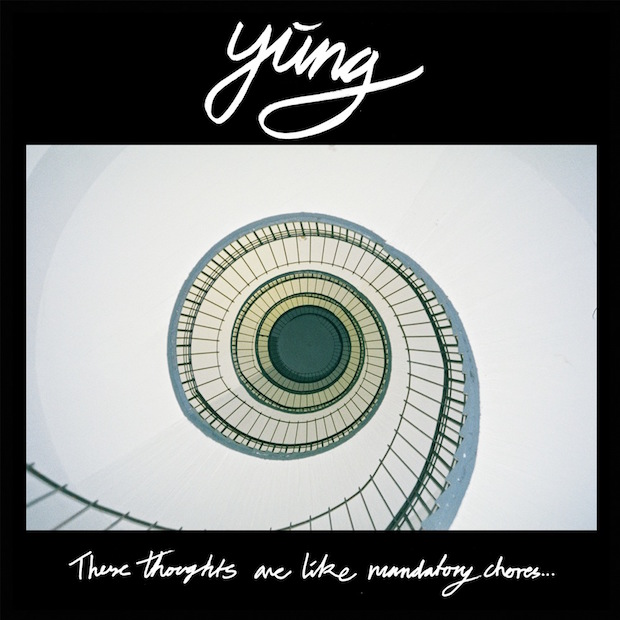 Yung - These Thoughts Are Like Mandatory Choices