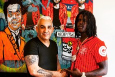 Alki David & Chief Keef