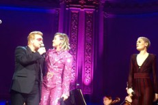 Bono Sings With Miley At ONE/(RED) Event, Raffles Off Bike Ride-Along In Central Park