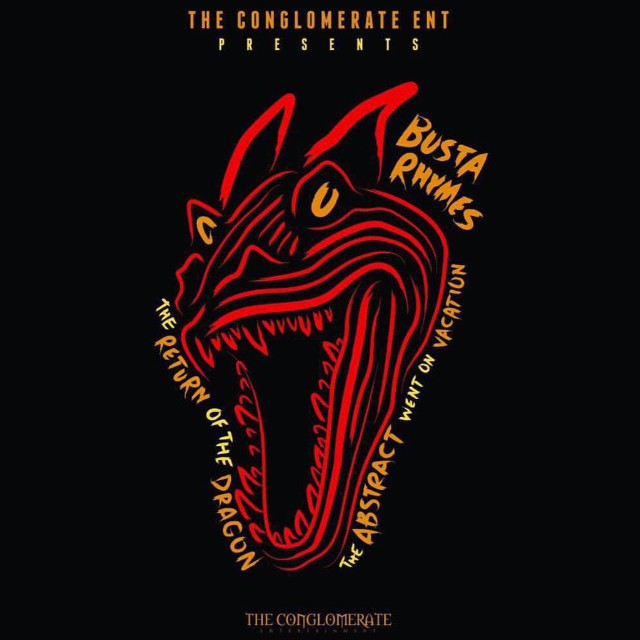 Download Busta Rhymes The Return Of The Dragon (The Abstract Went On Vacation) Mixtape
