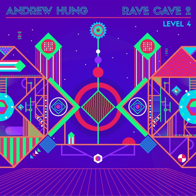 Andrew Hung - Rave Cave 2