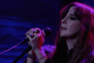 Watch Beach House&#8217;s Blissful &#8220;Somewhere Tonight&#8221; <em>Conan</em> Performance