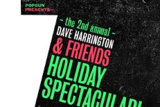 Dave Harrington Launches 12 Days Of Remixes, Announces 2nd Holiday Spectacular Concert
