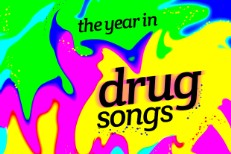 The Year In Drug Songs