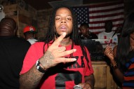 King Louie Shot In The Head, Is OK
