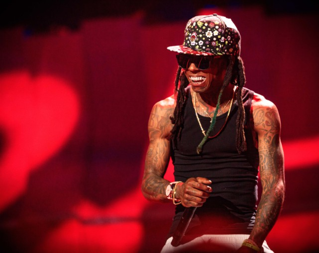 Another Law Firm Sues Lil Wayne