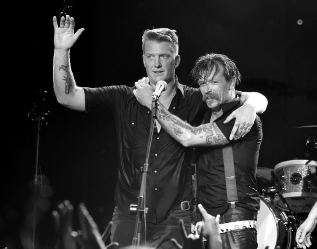 Eagles Of Death Metal Will Perform With U2 In Paris This Weekend