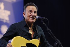 Bruce Springsteen Working On Solo Project