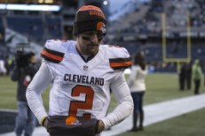 "Browns QB Johnny Manziel Keeps Getting In Trouble For Rapping Future's ""March Madness"" On Instagram"