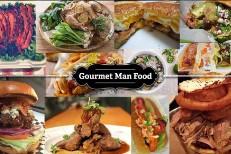 Gourmet Man Food