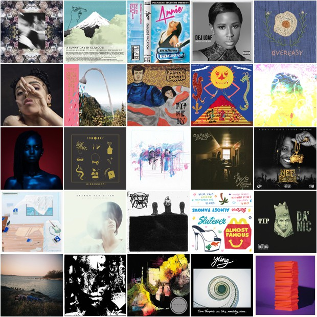 25 Great EPs From 2015
