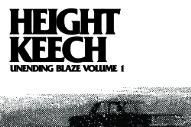 Stream Height Keech <em>Unending Blaze Volume 1</em> EP (Stereogum Premiere)