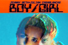 Jehnny Beth and Julian Casablancas - Boy Girl