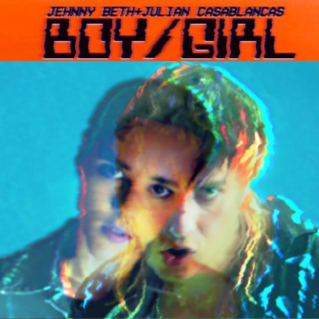 Jehnny Beth and Julian Casablancas - Boy Girl