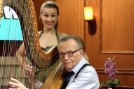 Watch Joanna Newsom Talk To Larry King About Spotify, Andy Samberg, Kendrick Lamar