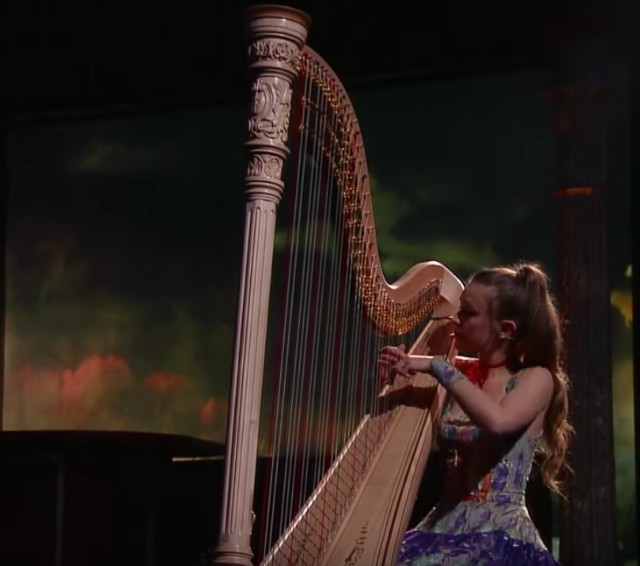 Joanna Newsom on Colbert
