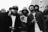 Watch Kendrick Lamar Bring Out Big Sean & Ty Dolla $ign At TDE Toy Drive