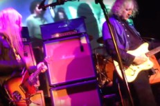 Kevin Shields and J Mascis