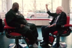 Preview Killer Mike's Interview With Bernie Sanders