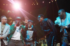 Leaders Of The New School and A Tribe Called Quest