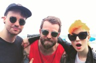 Founding Bassist Quits Paramore